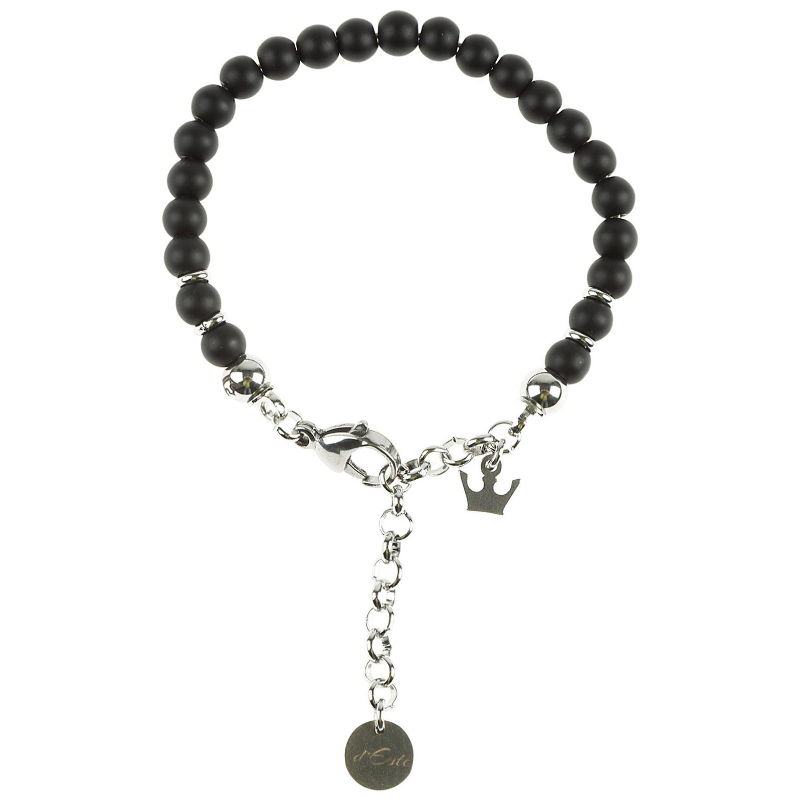 Bracelet D Este He501 Nero