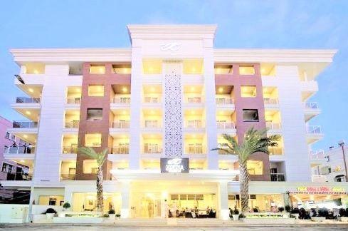 Hotel XPERIA GRAND BALI ALANYA