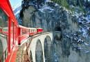 Почему лучше всего наслаждаться зимой на поезде и 12 волшебных путешествий на поезде