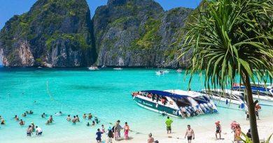 Лучшие места для посещения в Таиланде, от пляжных буйств до древних пещер