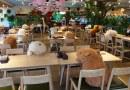 Японский зоопарк использует чучела животных, чтобы помочь с социальным дистанцированием