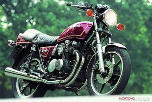 Japanese 750 motorcycle group test