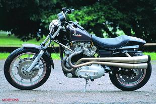 Harley-Davidson XR1000 special motorcycle