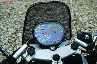 Suzuki Katana sports motorcycle