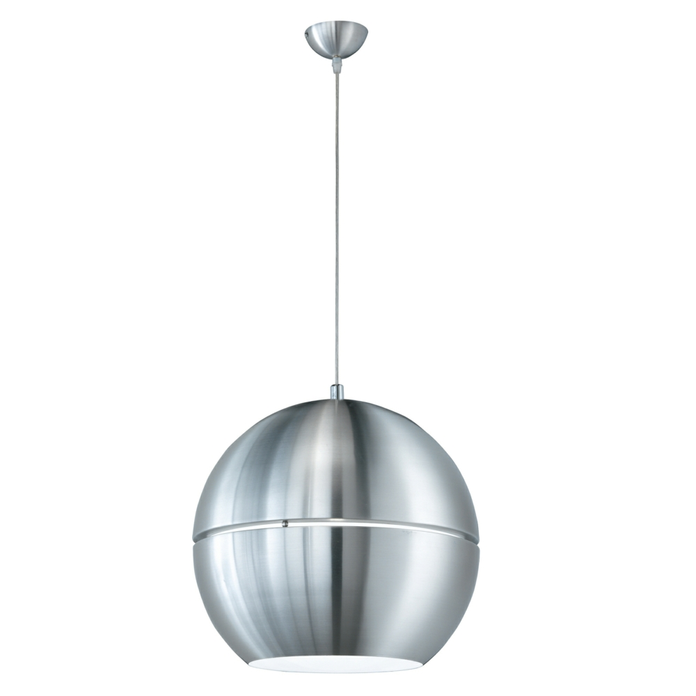 Metal Globe Pendant Light