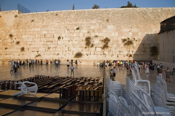 Израиль Хасиды и Стена Плача Заметки фотографии