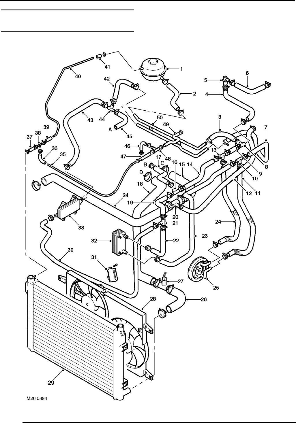 Freelander 2 5 Engine Diagram