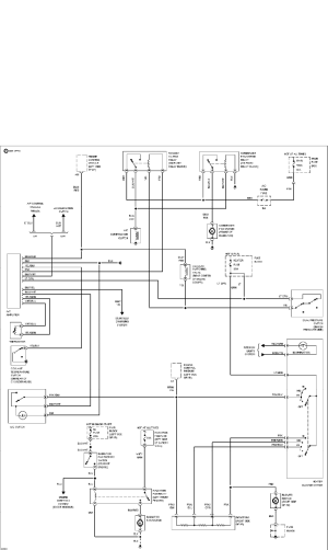 Suzuki Swift 1994 Misc Docuemnts Wiring Diagrams PDF