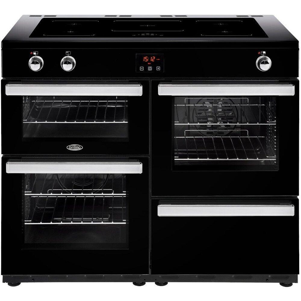 Buy Belling Cookcentre 110Ei Black 110cm Electric