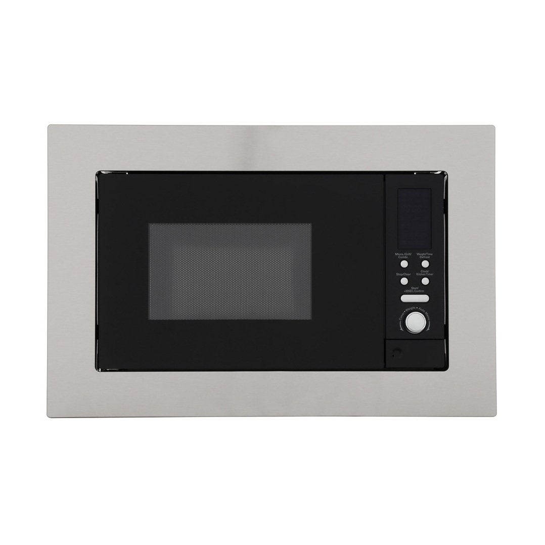 buy culina bm17lbs built in microwave stainless steel and black marks electrical
