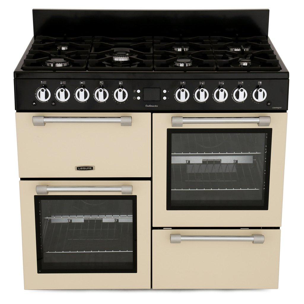 Buy Leisure Cookmaster Ck100g232c 100cm Gas Range Cooker Ck100g232c