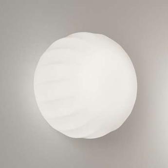 Wall Light Lita White O14cm H12cm Led Luceplan Nedgis Lighting