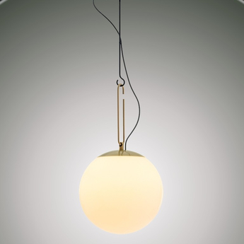 pendant light nh 35 brass o35cm h61