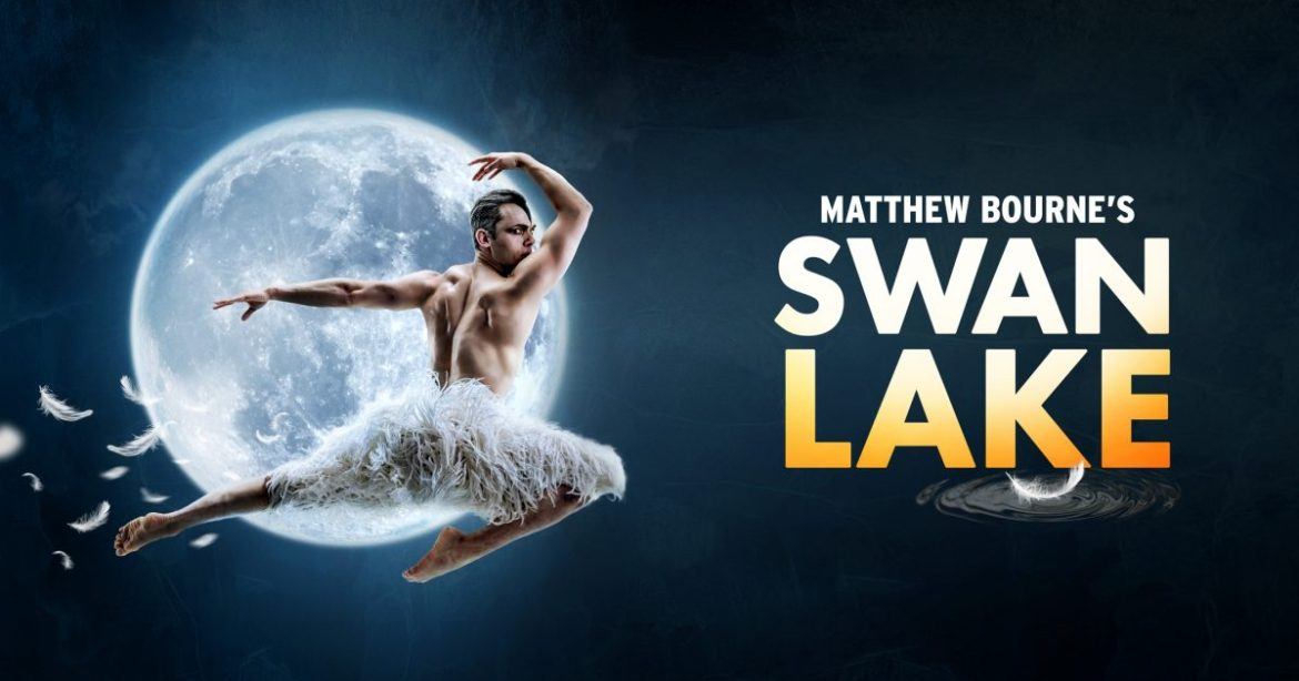 Image result for matthew bourne swan lake