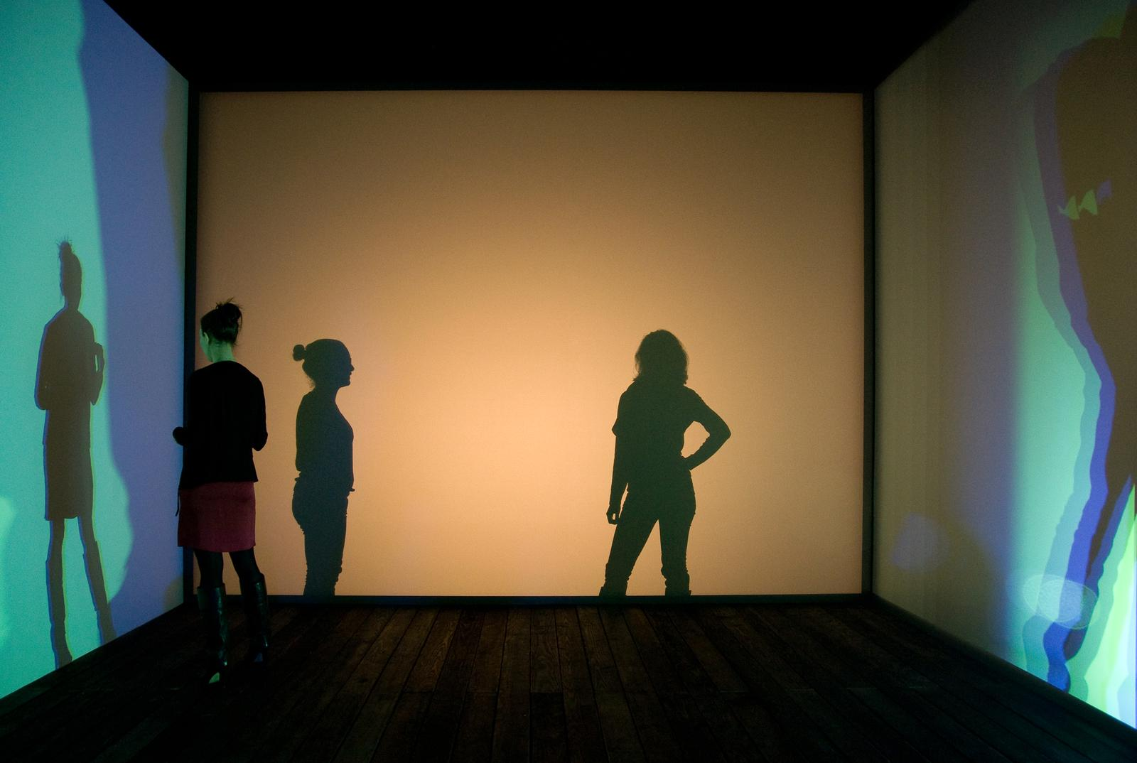 Multiple Shadow House Artwork Studio Olafur Eliasson
