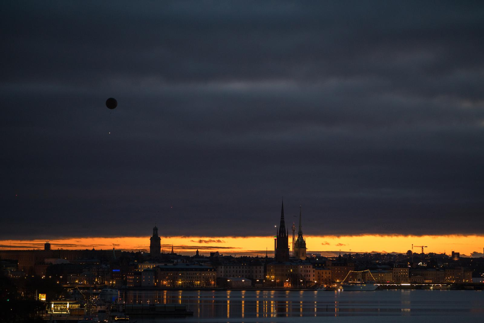 'Your Star' (Above Stockholm)