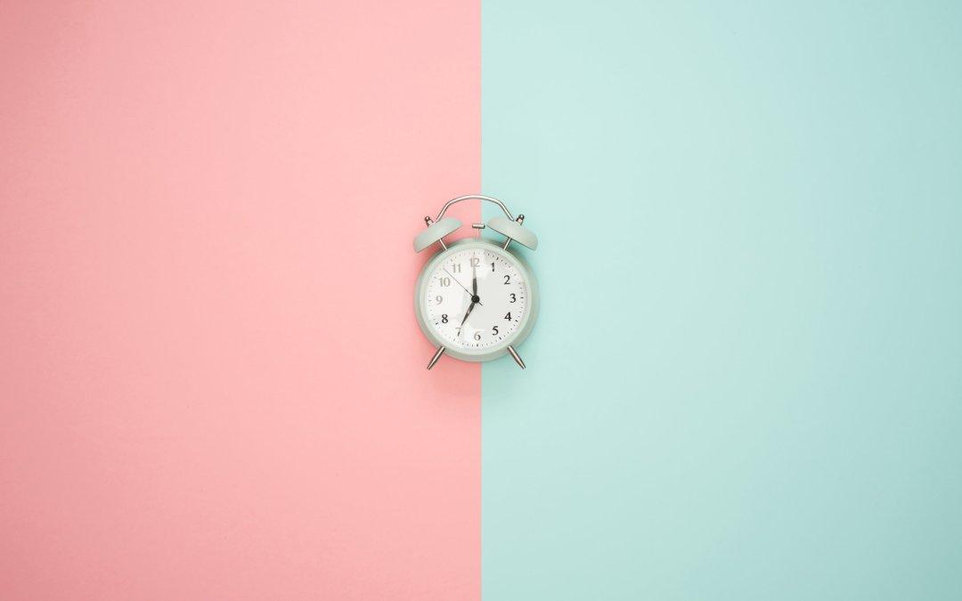 Gérer son temps quand on est architecte