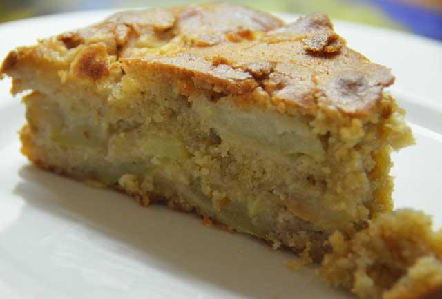 Easy Apple Cake Recipe