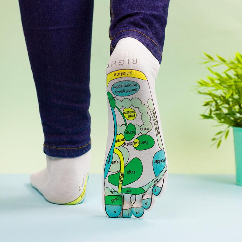 Reflexology Socks Buy From