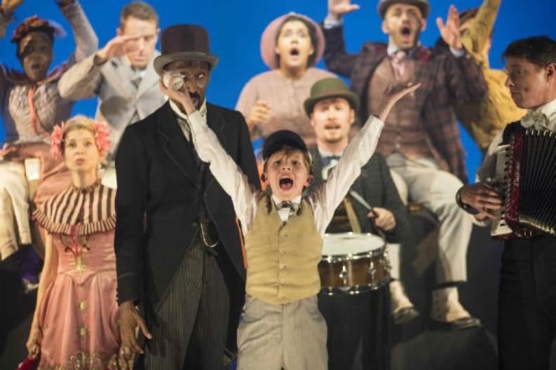 REVIEW ROUND-UP: Ragtime at Charing Cross Theatre