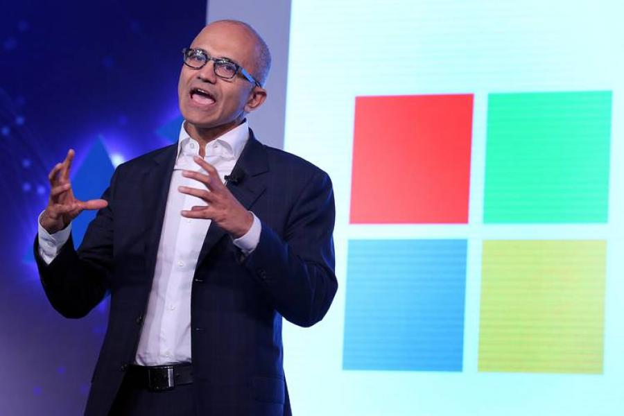 Wall Street Reacts as Microsoft Shares Reach All-Time High