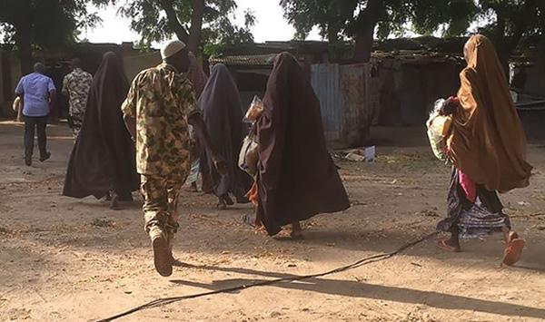chibok-girls-released