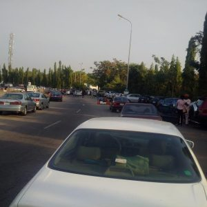 National Assembly gates shut as long queues are noticed