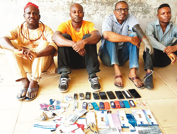 Image result for Fraudsters impersonate Tinubu, Saraki, dupe job seekers of N20m