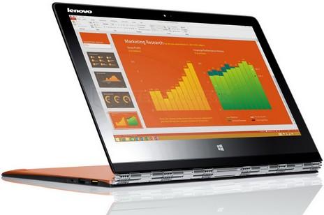 ¿Cuáles son los mejores ordenadores portátiles 2015?: Lenovo Yoga 3 Pro