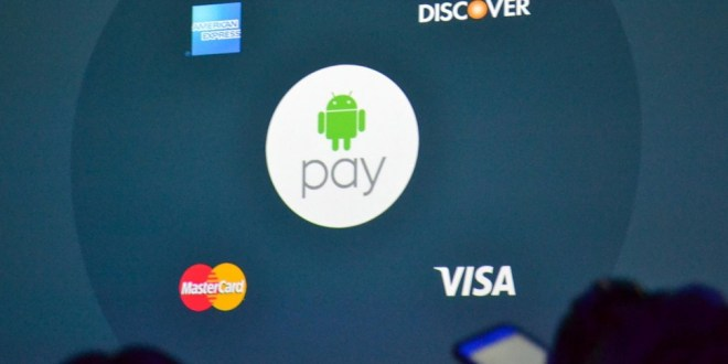 Android Pay sera lancé le 26 aout