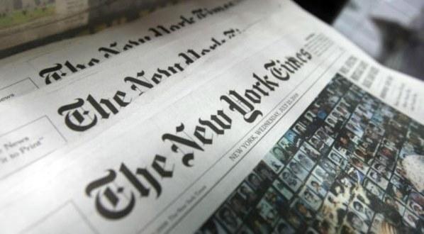 2,1 millions d'abonnés pour le New York Times