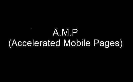 SEO : Google affiche les erreurs liées à l'AMP (Accelerated Mobile Pages)