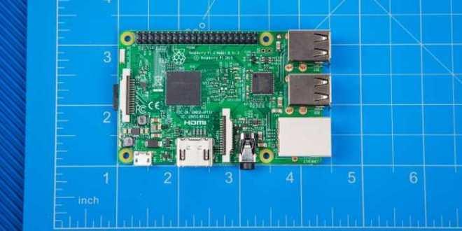 Raspberry Pi 3 : Plus puissant, toujours à 35 dollars