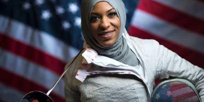 SXSW : Ibtihaj Muhammad, une escrimeuse obligée de retirer son voile islamique