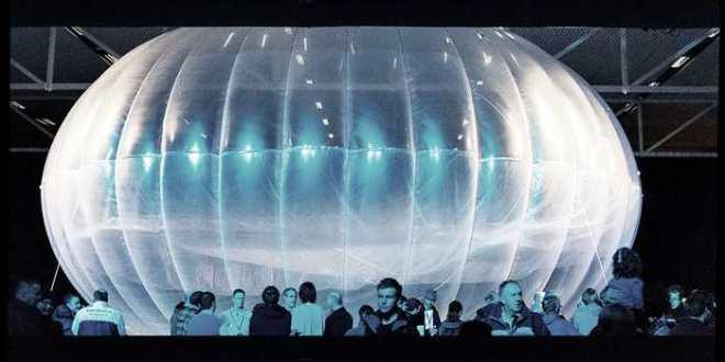 Google : Le projet Loon va débarquer en Inde