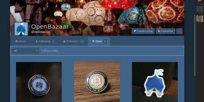 OpenBazaar, un commerce basé sur le pair-à-pair et le Bitcoin