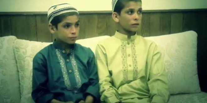 Les enfants du Soleil au Pakistan