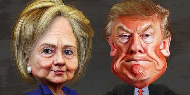Clinton et Trump sur la science