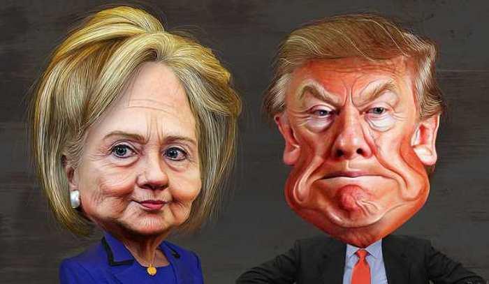 Clinton et Trump sur la science