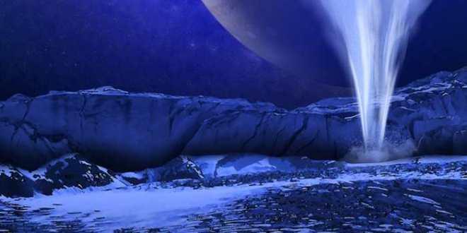 Des geysers d'eau sur Europa suggèrent la possibilité d'un océan