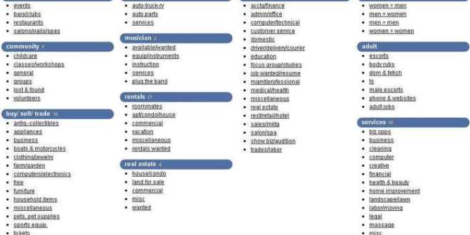 Backpage.com : Un problème sur la responsabilité des firmes technologiques