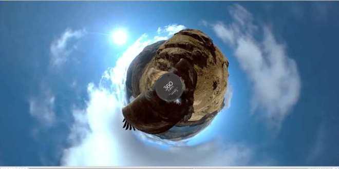 VLC supporte désormais les vidéos à 360 degrés
