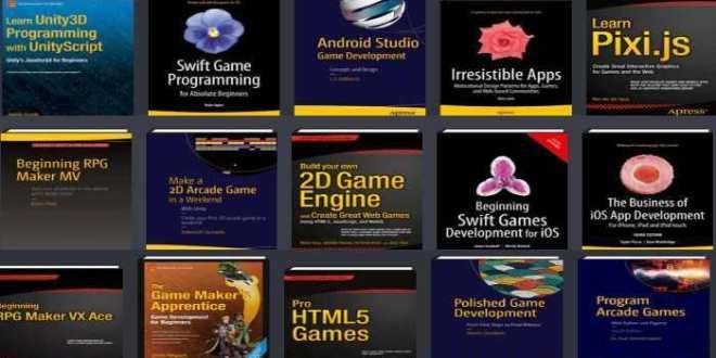 Un Humble Bundle de livres pour créer des jeux vidéos