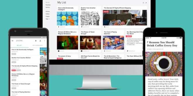 Mozilla rachète Pocket