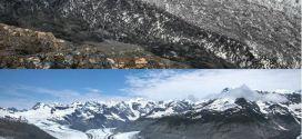 Réchauffement climatique : Des images Avant/Après