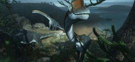 Le Vouivria damparisensis, un parent éloigné du brachiosaure