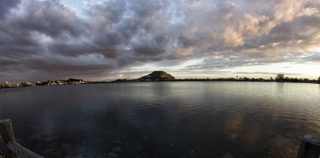 Des indices sur une possible éruption du volcan Campi Flegrei