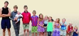 Belgique : une famille avec 13 enfants perçoit plus de 4 600 euros d'allocations par mois