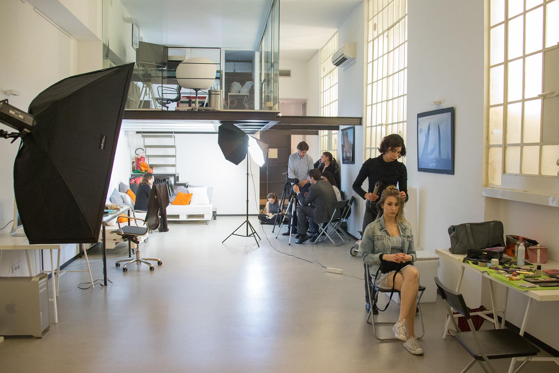 Corso Avanzato di Fotografia Milano, Spazio Orti 14