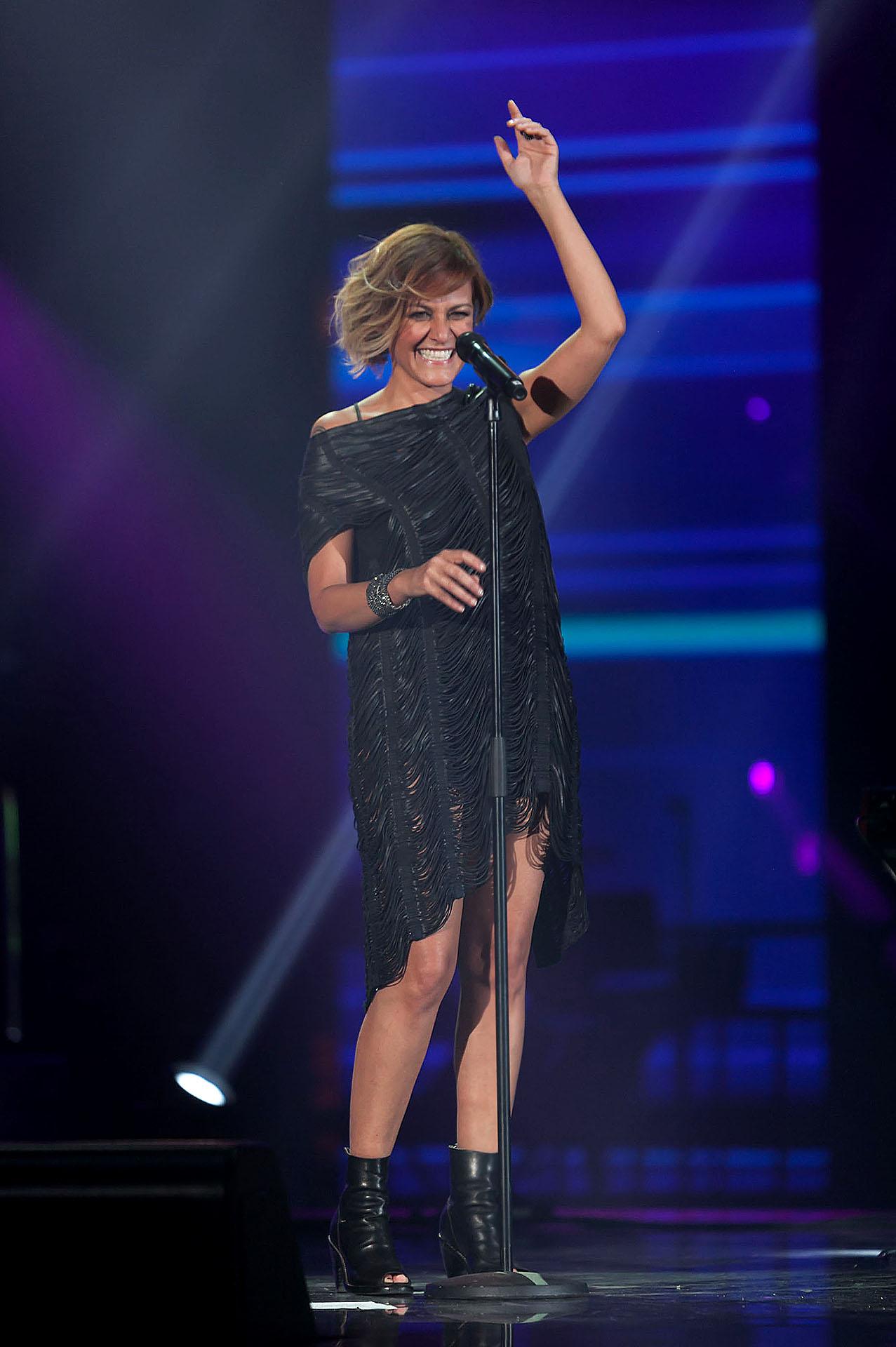Irene Grandi per Swarovski - Photo: © Andrea Pisapia / Spazio Orti 14